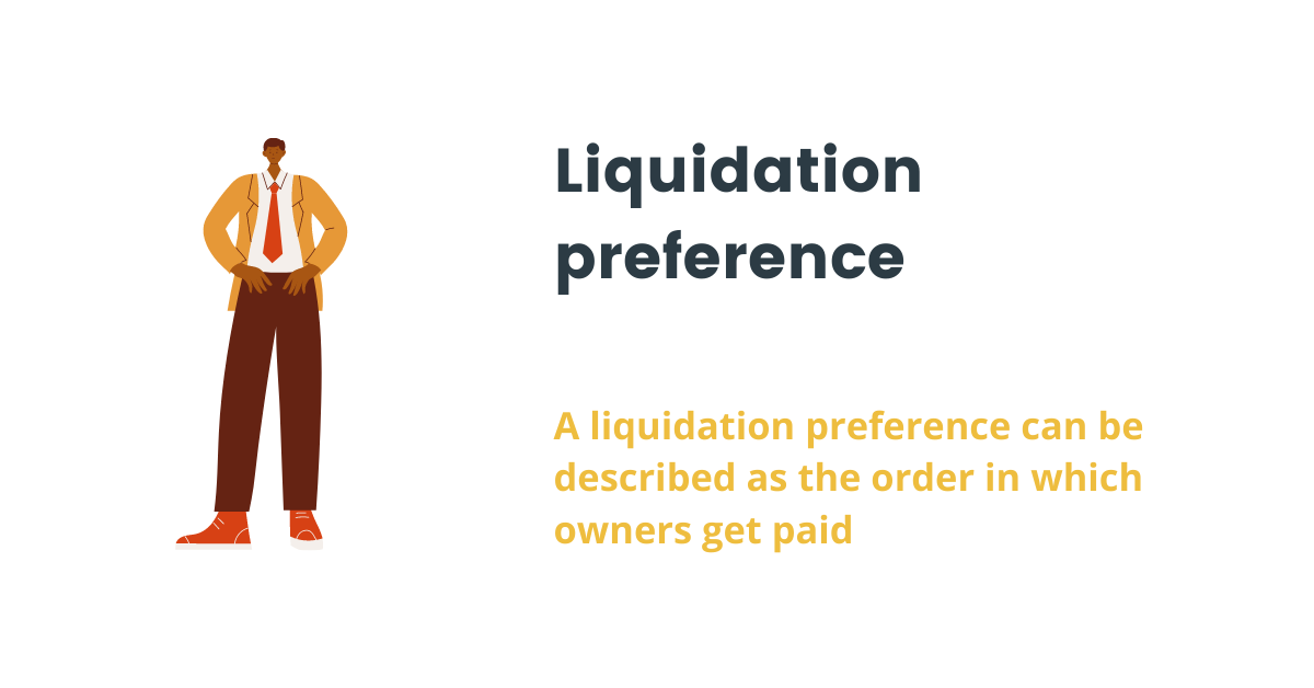liquidation preference in funding